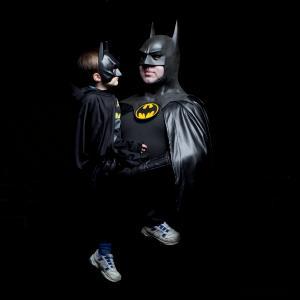 BATMAN & FILS