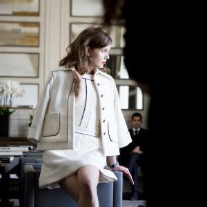 backstage Chanel 2015