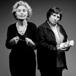Catherine et Hélène Zay
